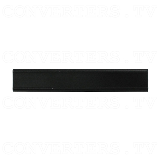 HDMI Repeater-Extender 1 input - 1 output - Side View