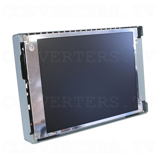 8.4 inch CGA EGA VGA to SVGA LCD Monitor - Full View