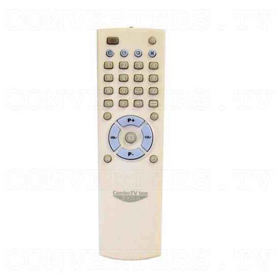 GADMEI - XGA-PC TV Video Selector Box - V210 - Remote