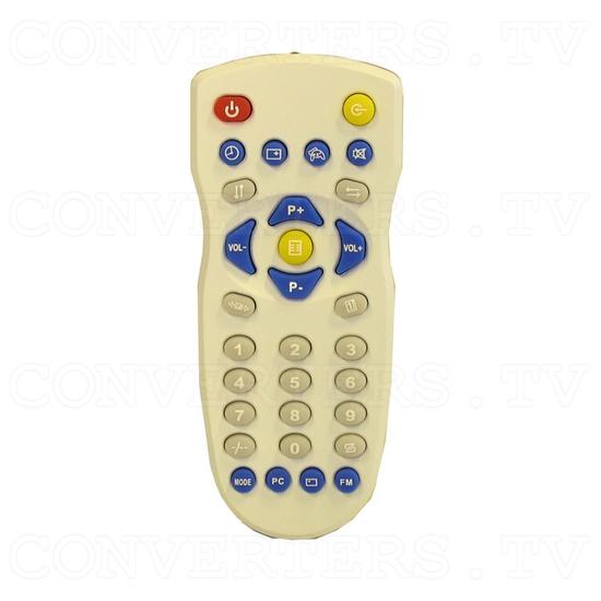 UHF/VHF TV Channel Converter - Remote