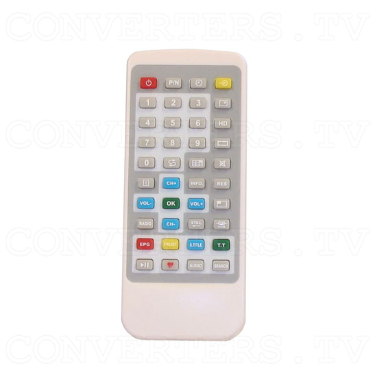 GADMEI - Digital XGA PC-TV Box - Remote