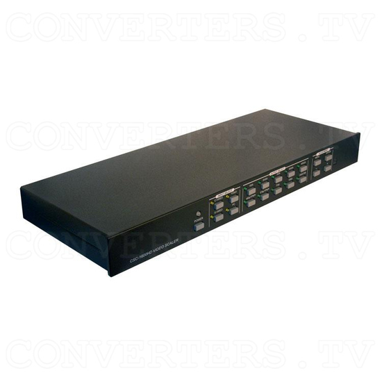 Professional Video Scaler (CSC-1600HD) - Full View