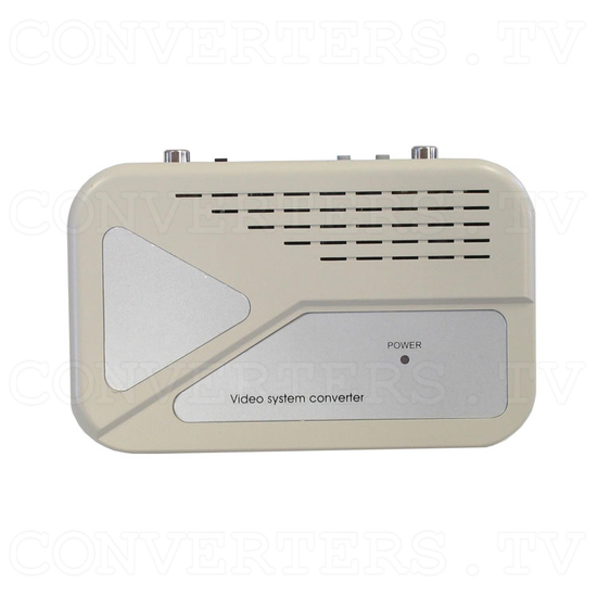 PAL-NTSC-SECAM Video to PAL-NTSC Video Converter - Top View