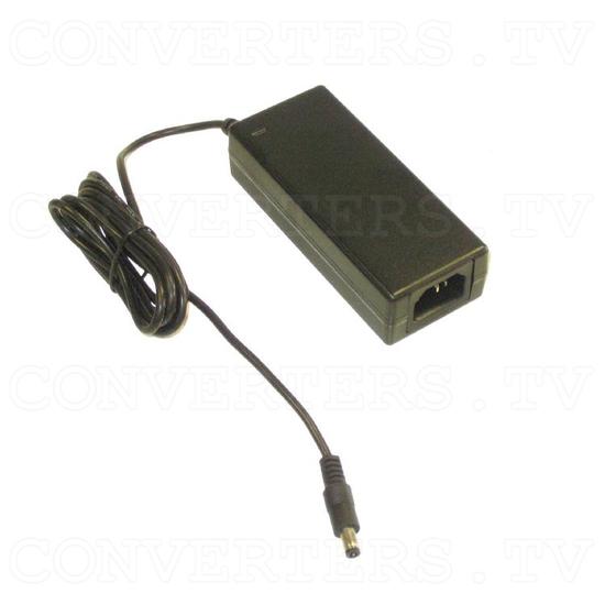 15 Inch CGA EGA VGA to XGA Wide Viewing-Angle LCD Monitor - Power Supply 110v OR 240v