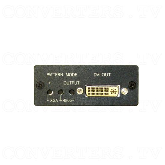 DVI Digital Pattern Generator - Front View