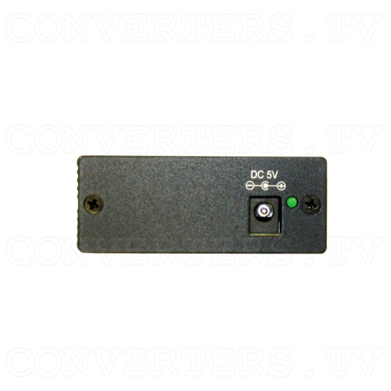 DVI Digital Pattern Generator - Back View