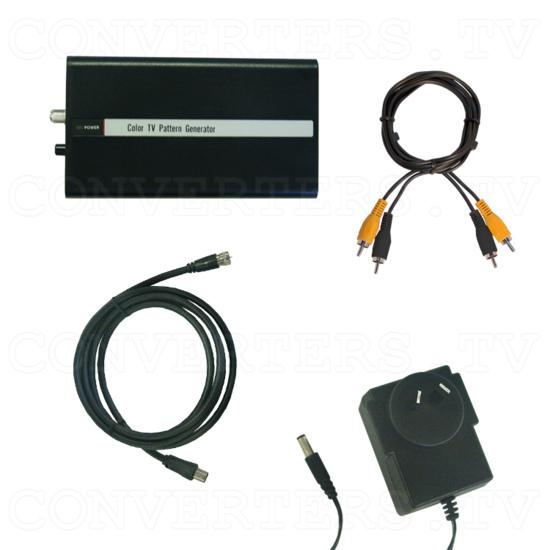 PAL-PN Pattern Generator - Full Kit