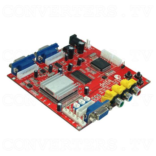 RGB - CGA, EGA, HD to VGA Converter - Full View