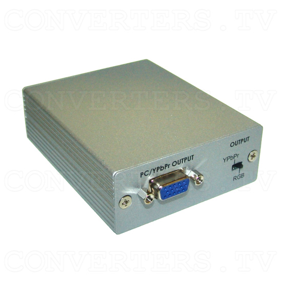 DVI to PC/HD Converter - Full View