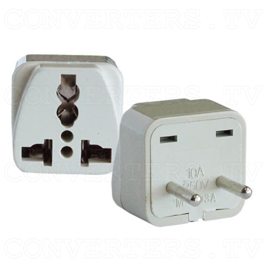 Universal Travel Power Plug Adapter German Model - 1