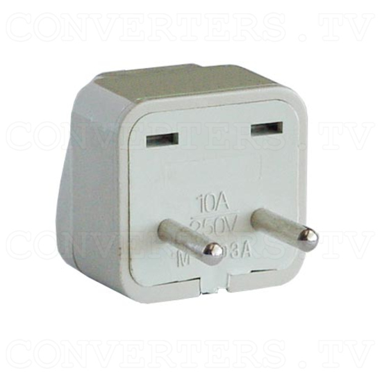 Universal Travel Power Plug Adapter German Model - 3