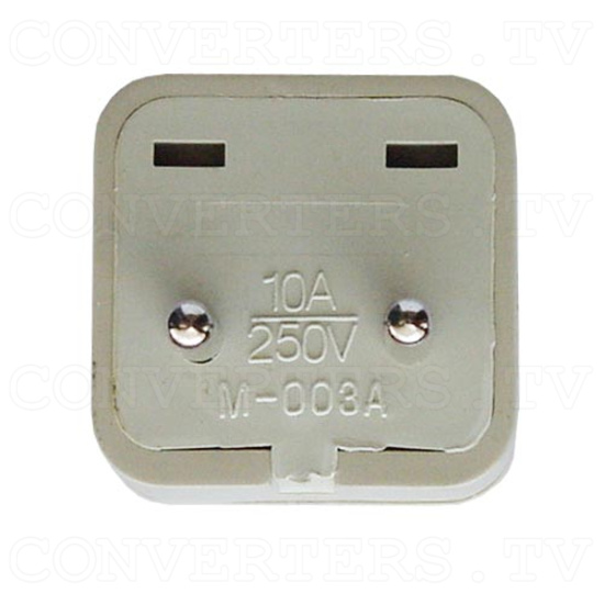 Universal Travel Power Plug Adapter German Model - 5