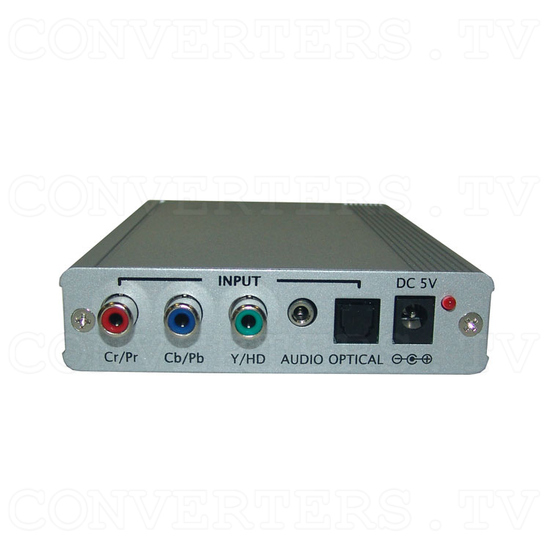 HD to HDMI 1080p Scaler Box - Back View