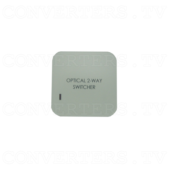 Digital Optical Audio Switcher - Top View