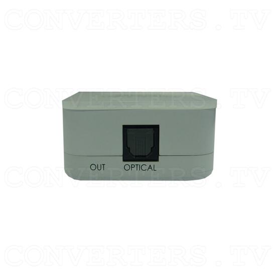 Digital Optical Audio Switcher - Side 1