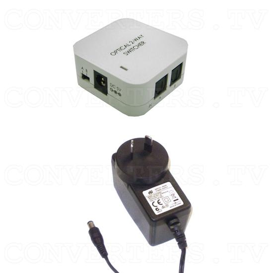 Digital Optical Audio Switcher - Full Kit