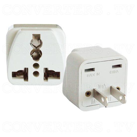 Universal Travel Power Plug Adapter USA Model - 1