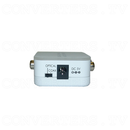 Digital to Analog Audio converter - Side 2