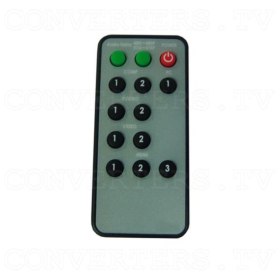 HDMI-Video-PC to HDMI Switcher - Remote