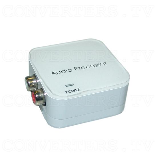 Surround 5.1 Digital Audio Processor - Full View