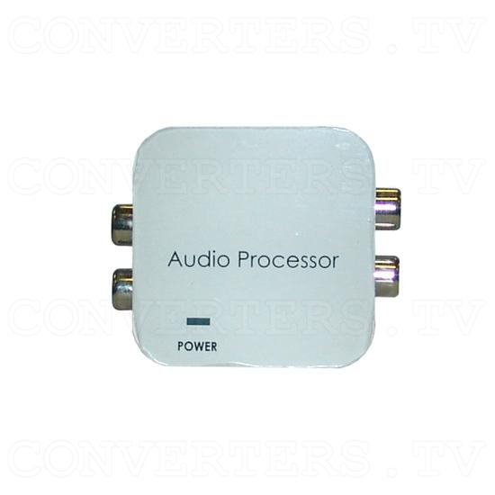 Surround 5.1 Digital Audio Processor - Top View