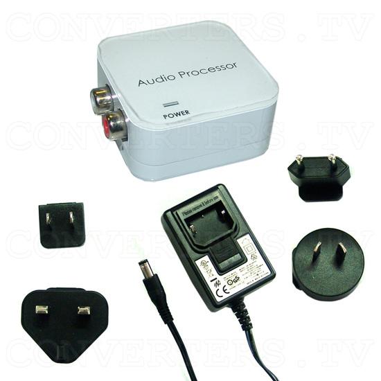 Surround 5.1 Digital Audio Processor - Full Kit
