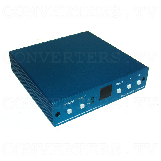 Video to PC/HD Scaler Converter - Full View