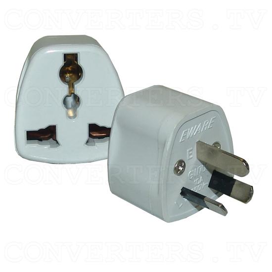 Universal Travel Power Plug Adapter Australia Model - 1