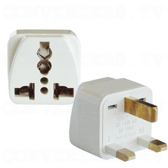 Universal Travel Power Plug Adapter UK Model - 1