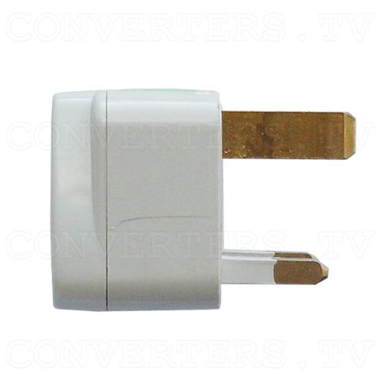 Universal Travel Power Plug Adapter UK Model - 4