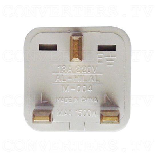 Universal Travel Power Plug Adapter UK Model - 5