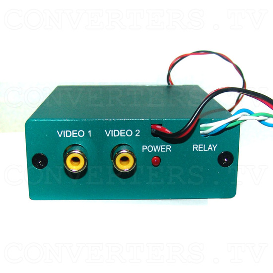 GM Twin Video to RGB Converter - Front View