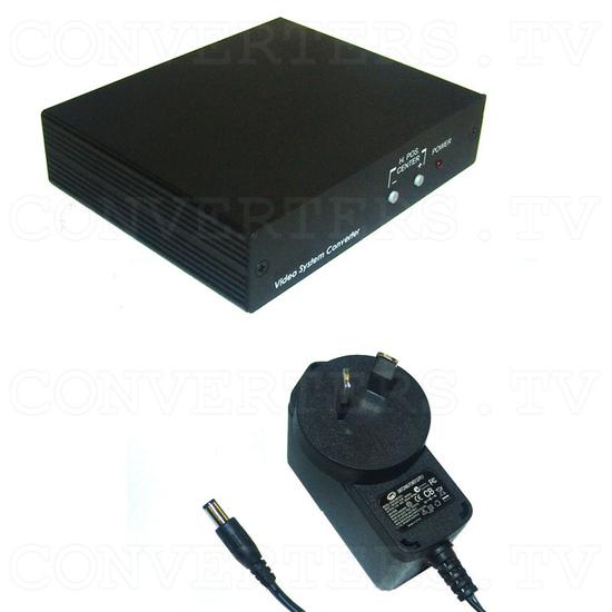 PAL/NTSC Video System Converter - Full Kit