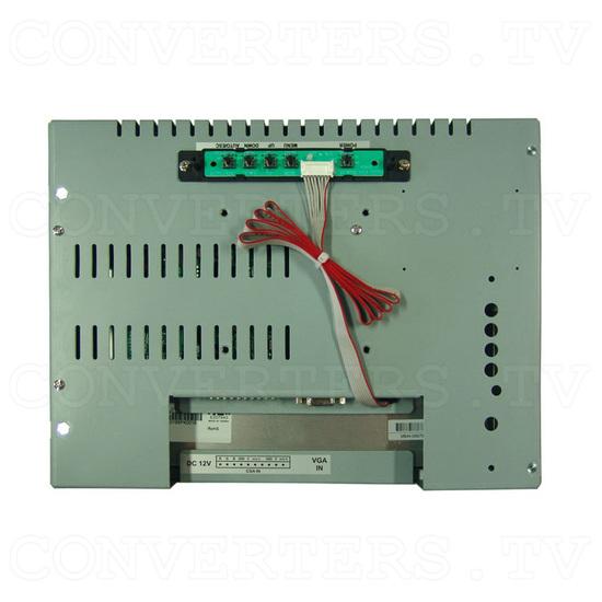 12.1 Inch CGA EGA VGA to SVGA LCD Panel (Wide Viewing Angle) - Back View