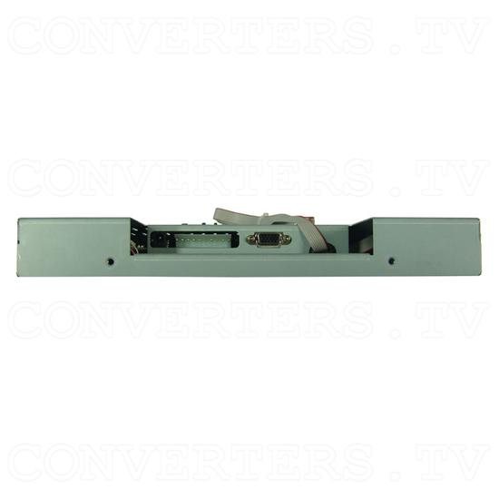12.1 Inch CGA EGA VGA to SVGA LCD Panel (Wide Viewing Angle) - Bottom View