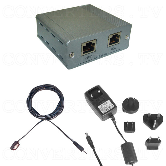 CAT6 to HDMI v1.3 Receiver - Full Kit