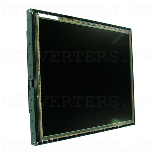 17 Inch LCD Touchscreen CGA EGA VGA Monitor - Full View