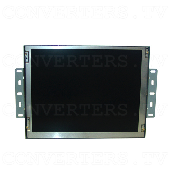 12.1 Inch Delta CGA EGA Multi-frequency to SVGA LCD Panel - Front View