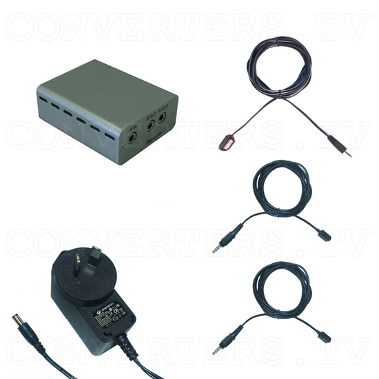 Infrared Repeater Box - Full Kit