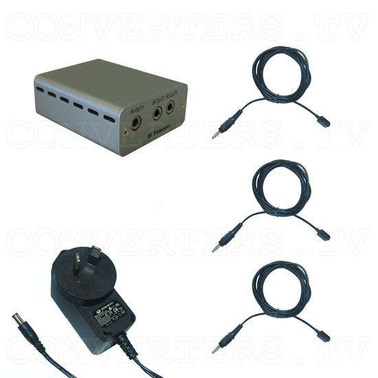 Infrared Extender Box - Full Kit
