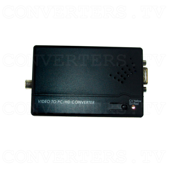 Video to PC/HD Converter - Top View