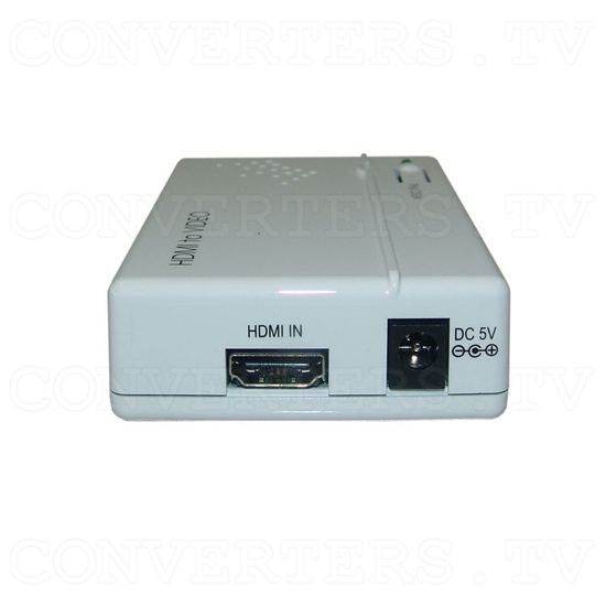 HDMI to Video Scan Converter - Front View