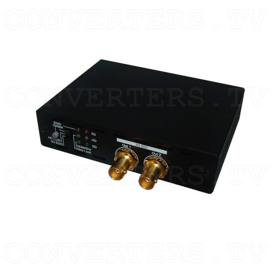 HDMI to 3G SDI Dual Output Converter - Full View