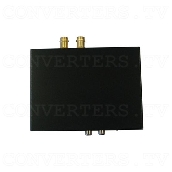 HDMI to 3G SDI Dual Output Converter - Top View