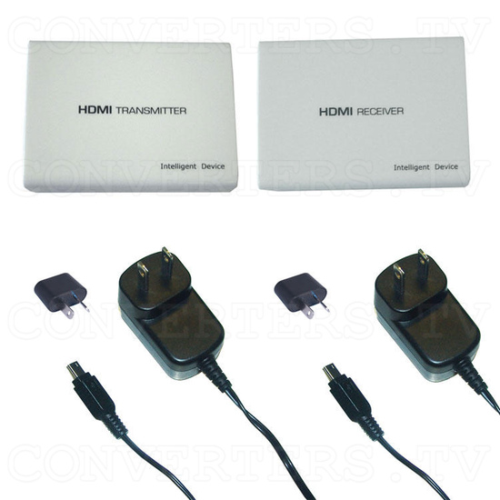 HDMI Over One CAT6 Transmitter and Receiver - Full Kit
