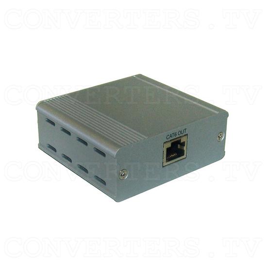 HDMI v1.3 Over One CAT6 Transmitter - Transmitter - Full View