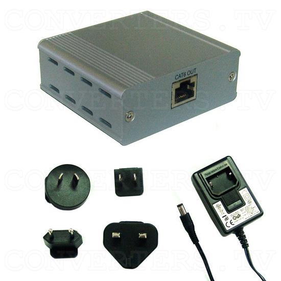 HDMI v1.3 Over One CAT6 Transmitter - Full Kit