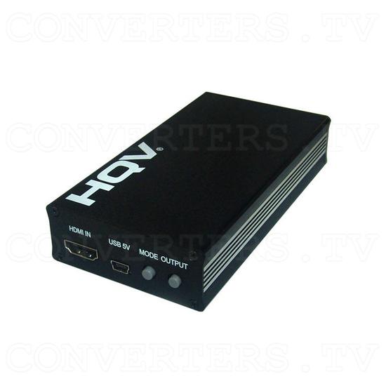 HDMI to HDMI HQV Scaler - CHQV-2H - Full View