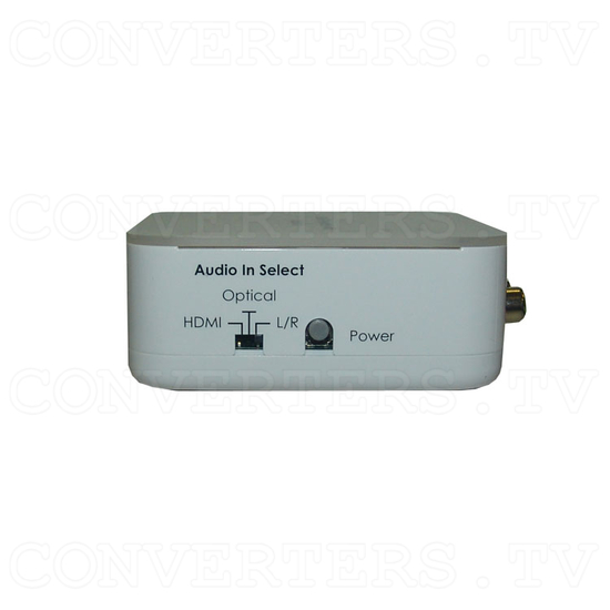 HDMI Audio Inserter - Left View