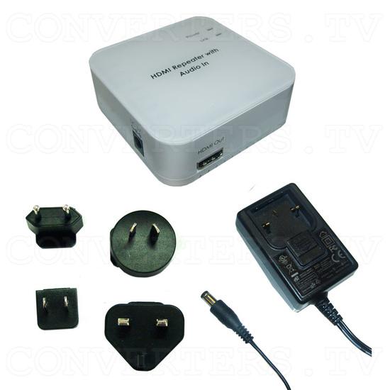 HDMI Audio Inserter - Full Kit